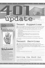 thumbnail of 401 Update Newsletter_July 1994